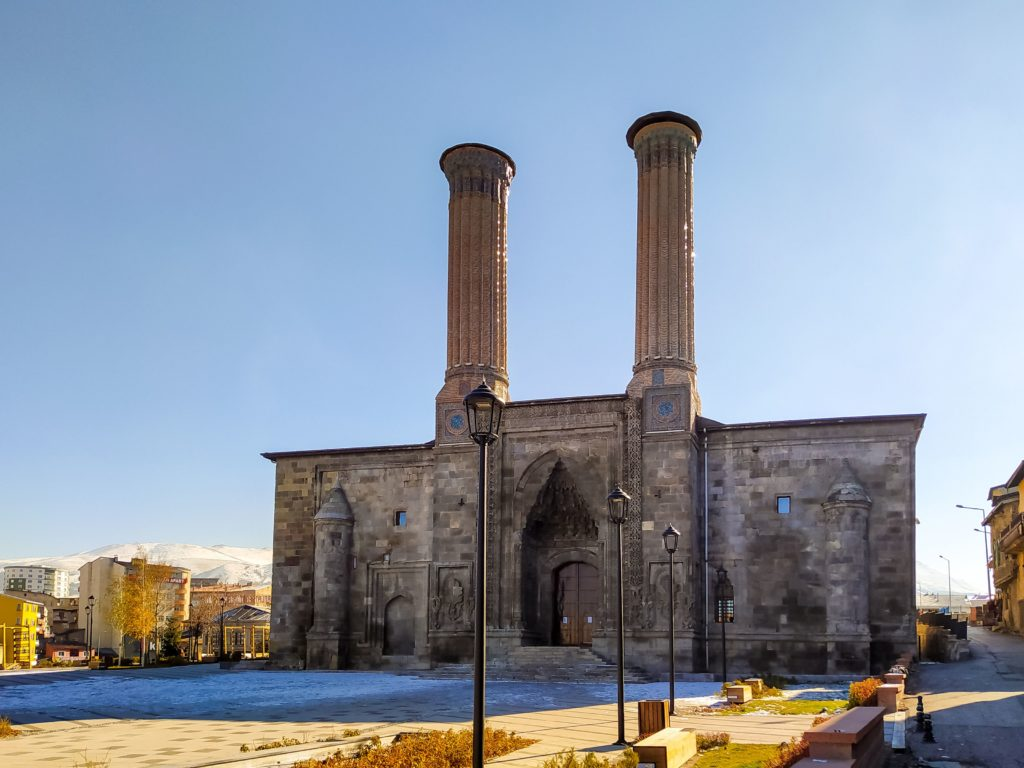 Турция Эрзурум мечеть