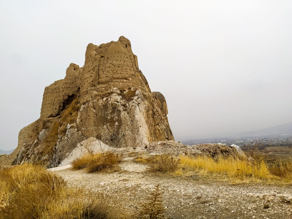 Крепость Тушпа