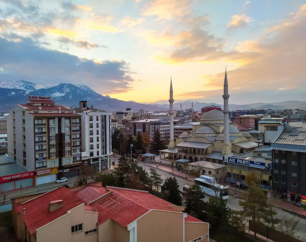 Турция Ван мечеть