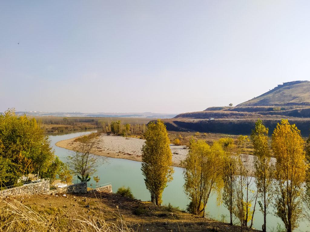 Турция диярбакыр река Тигр
