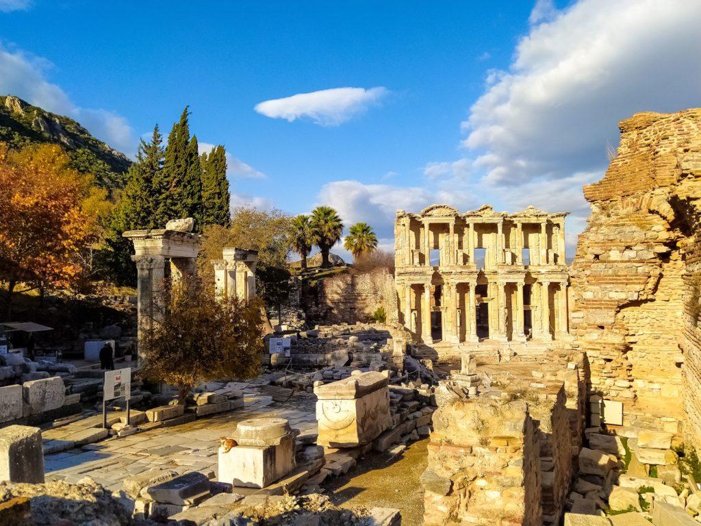 Свршрут по Турции Эфес