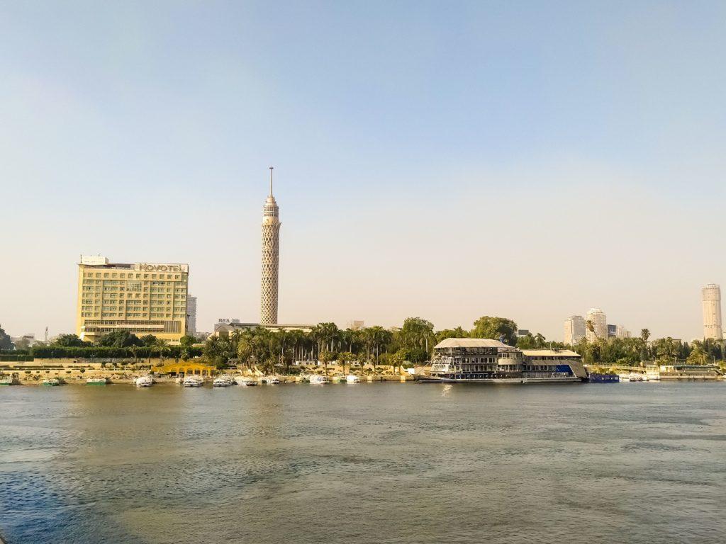 египет Каир Нил