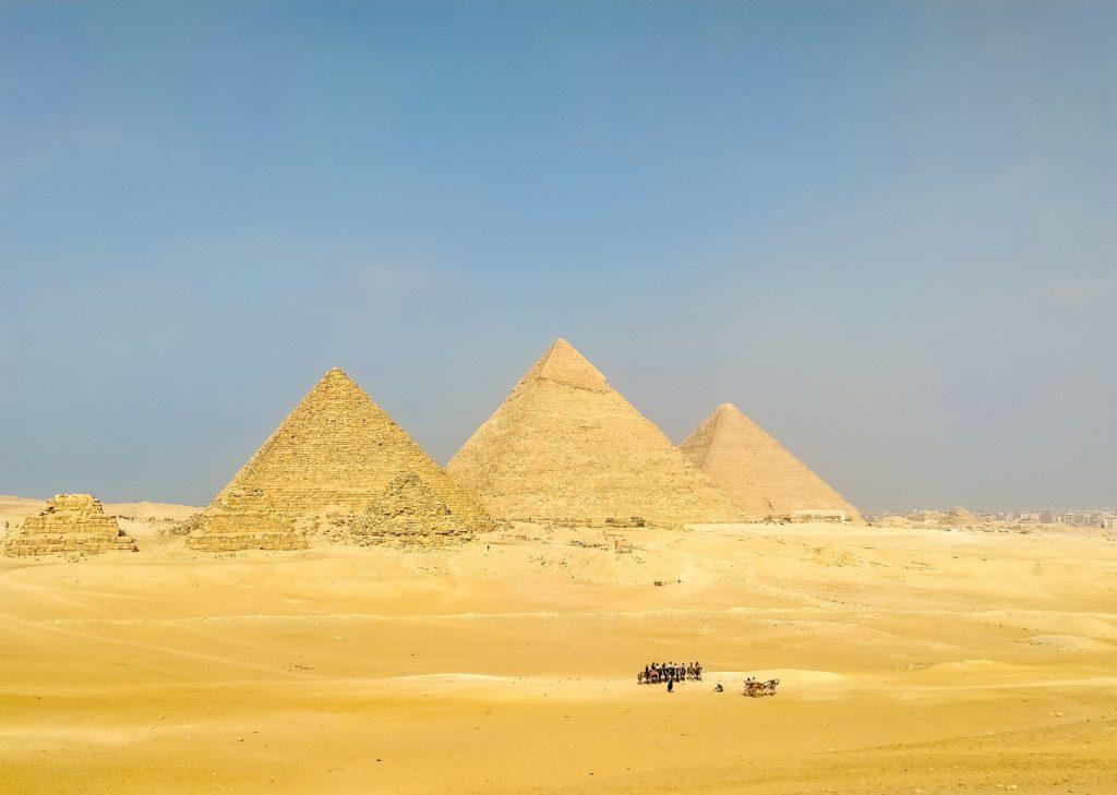 Маршрут по Египту Пирамиды