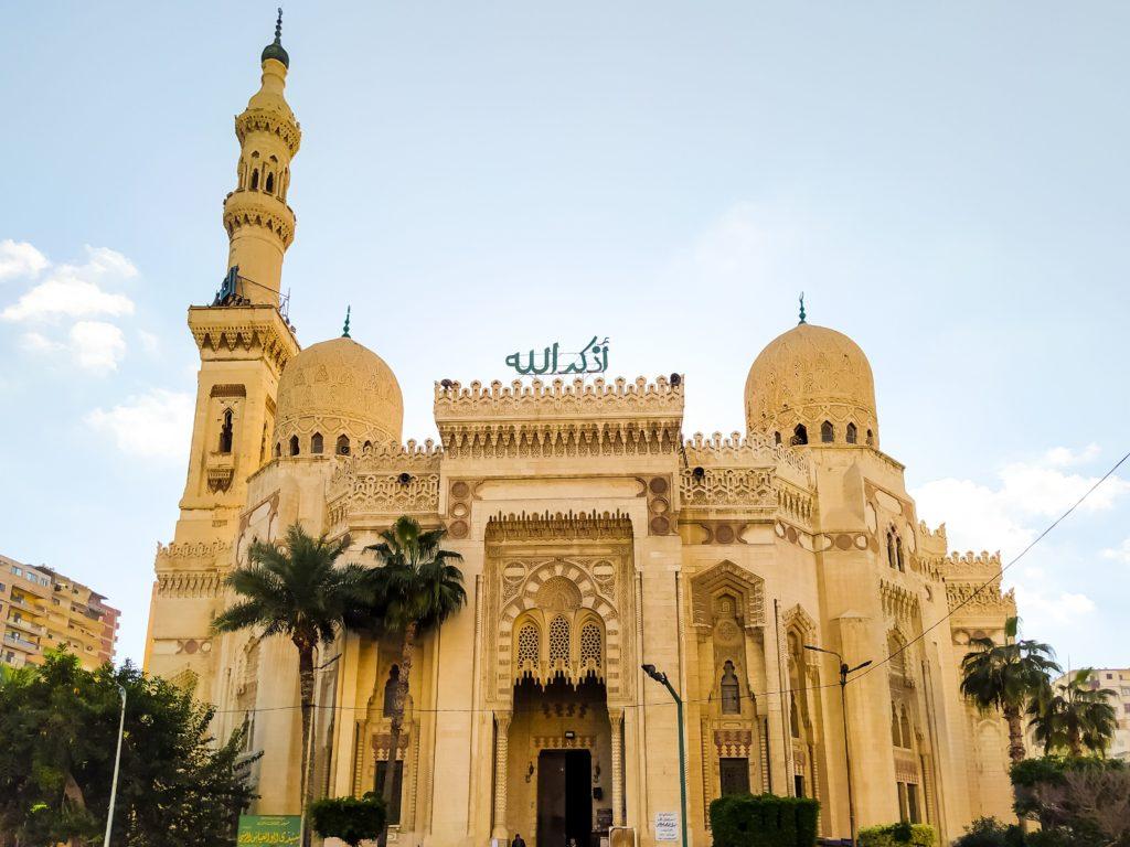 Александрия Египет мечеть