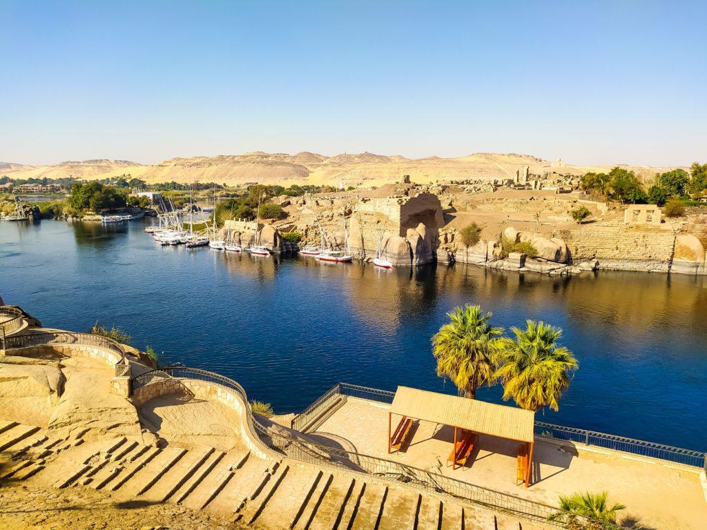 Маршрут по Египту Нил