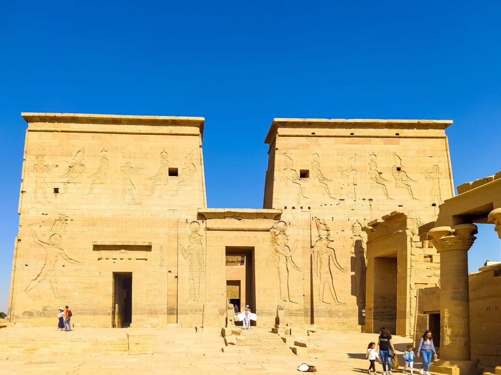 Асуан храм ФИли
