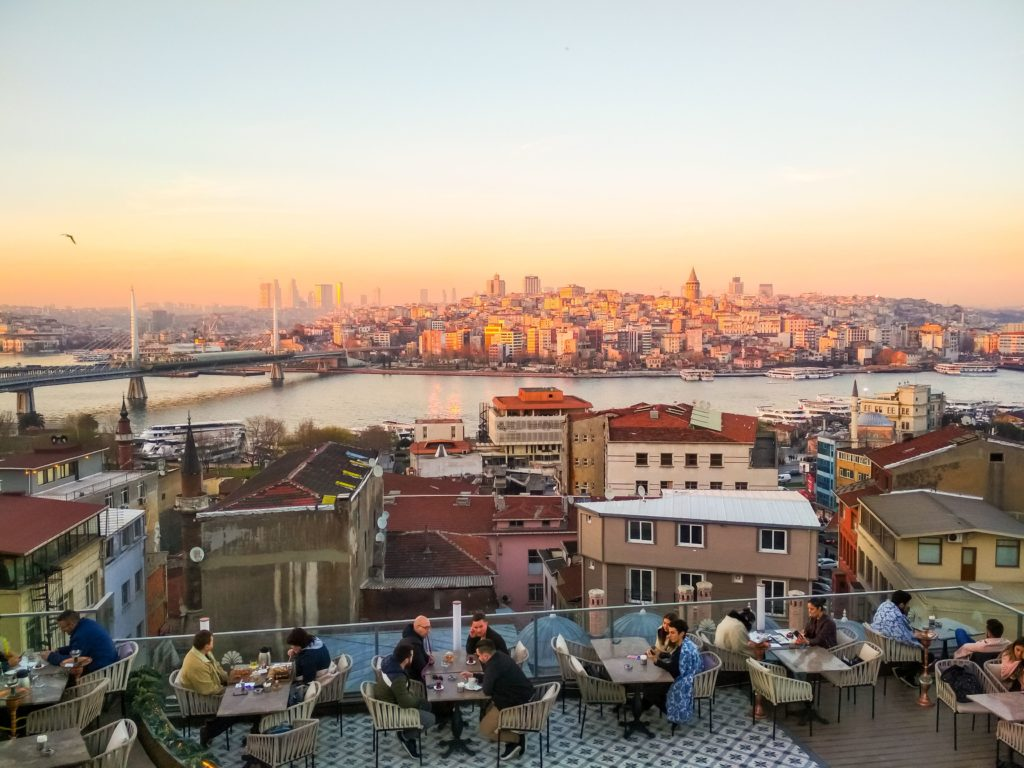 Саршрут по Турции Стамбул