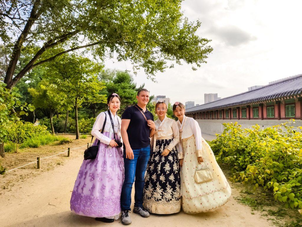 Сеул девушки