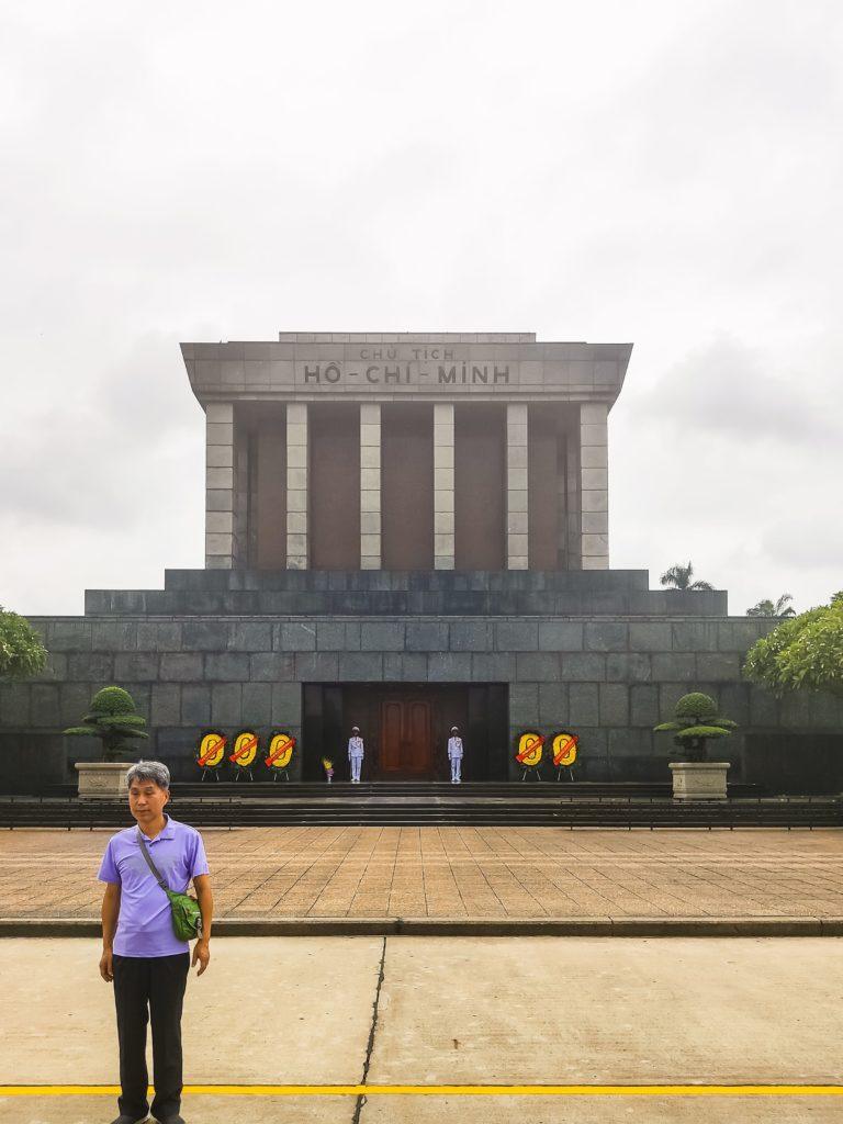Ханой мавзолей