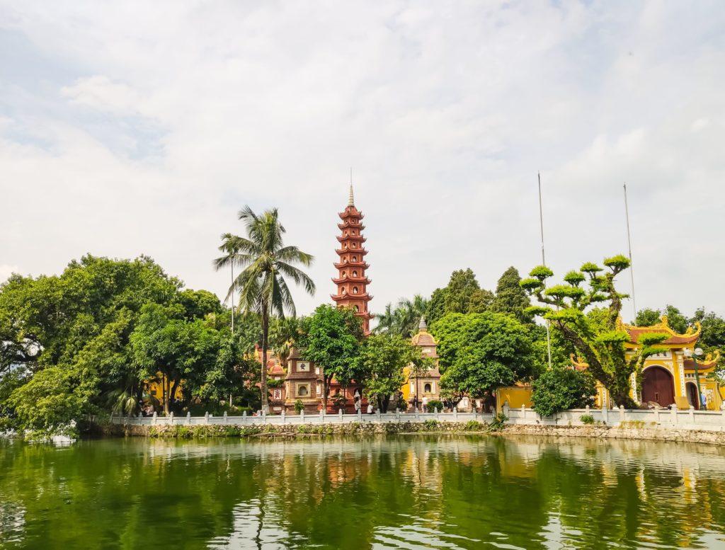 Ханой пагода