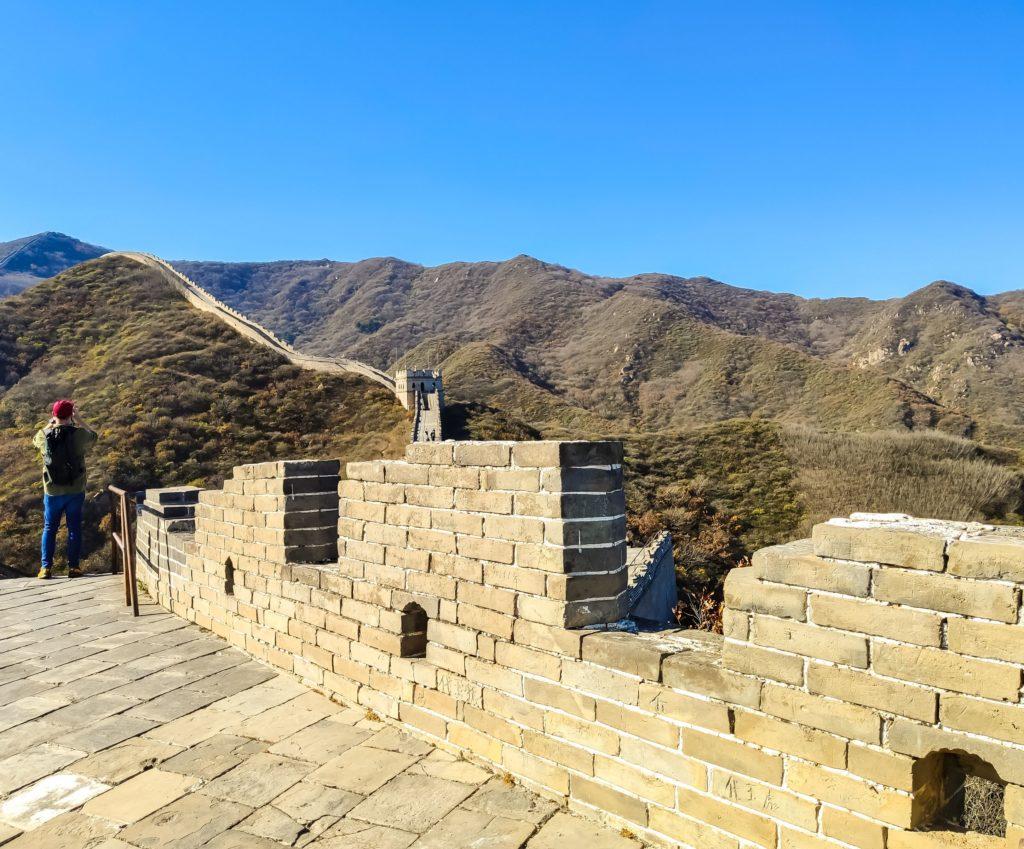 Как строили Великую китайскую стену? Бойницы