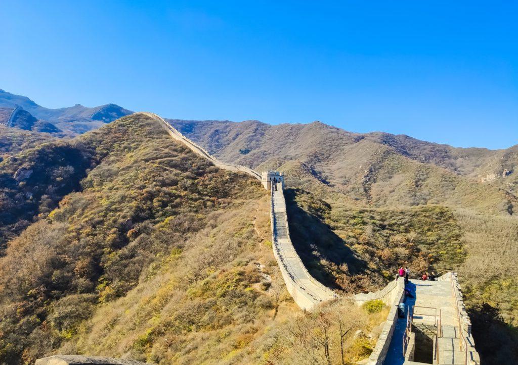 Как строили Великую китайскую стену?