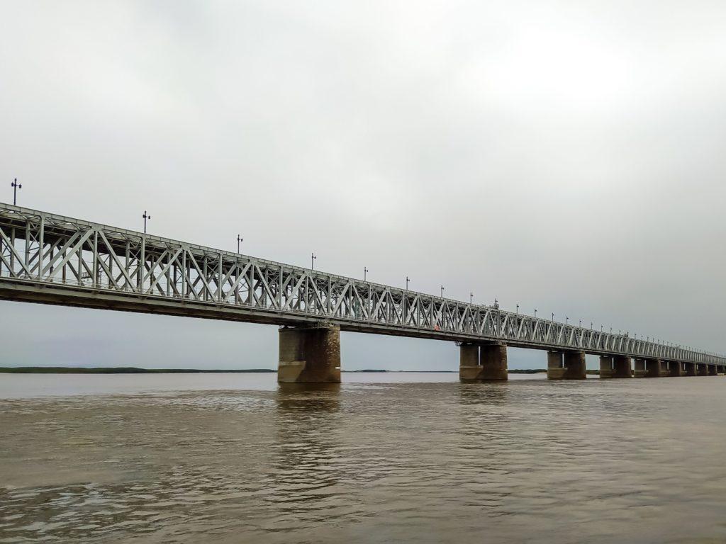 Хабаровск мост