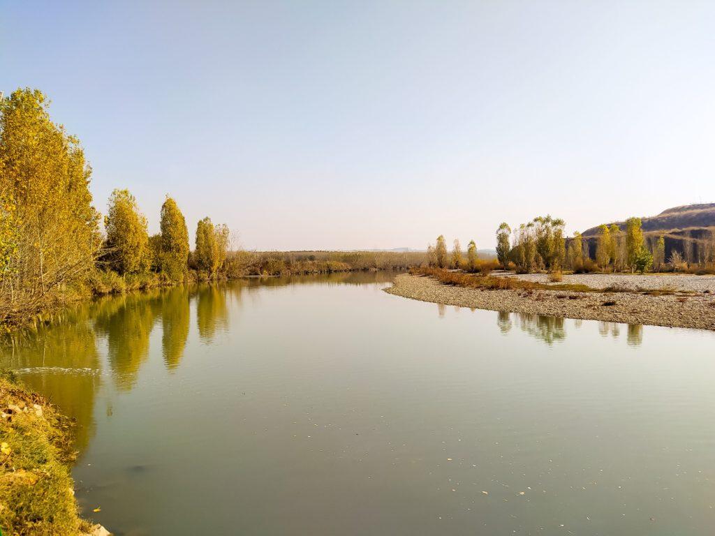 Река Тигр Месопотамия