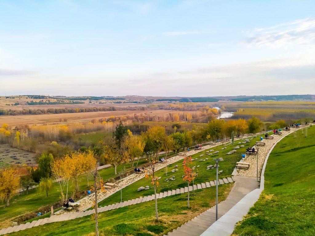 Река Тигр поля