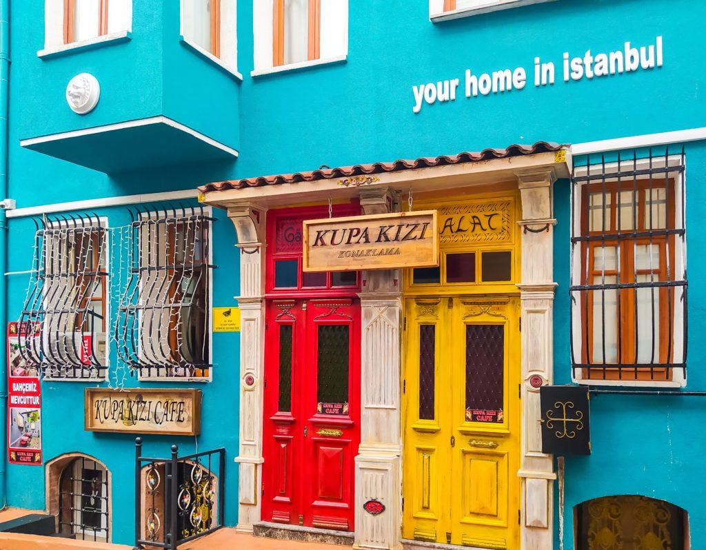Стамбул БАлат