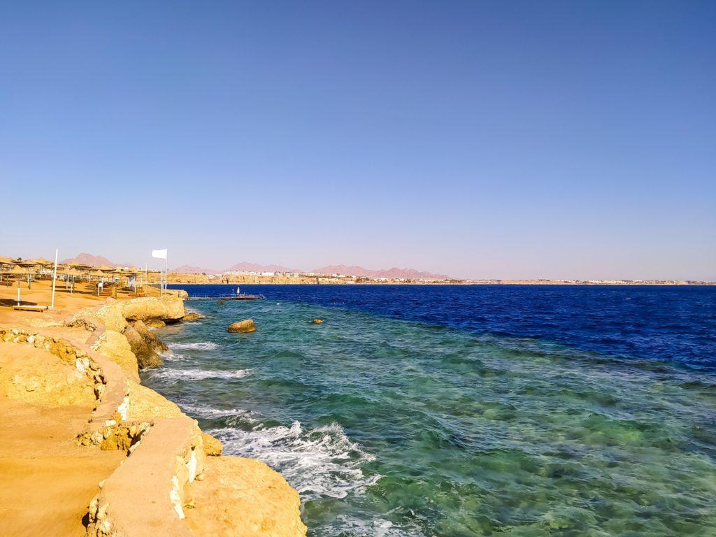 Шарм-эль-Шейх море