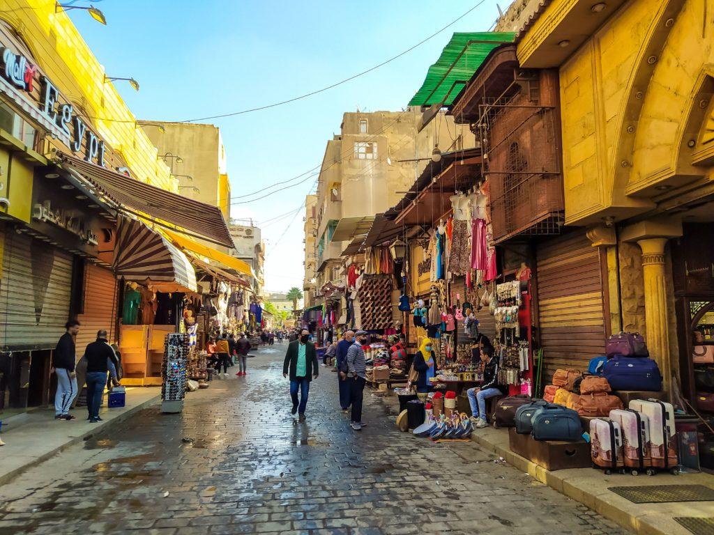 Каир Базар Миунсы Египта