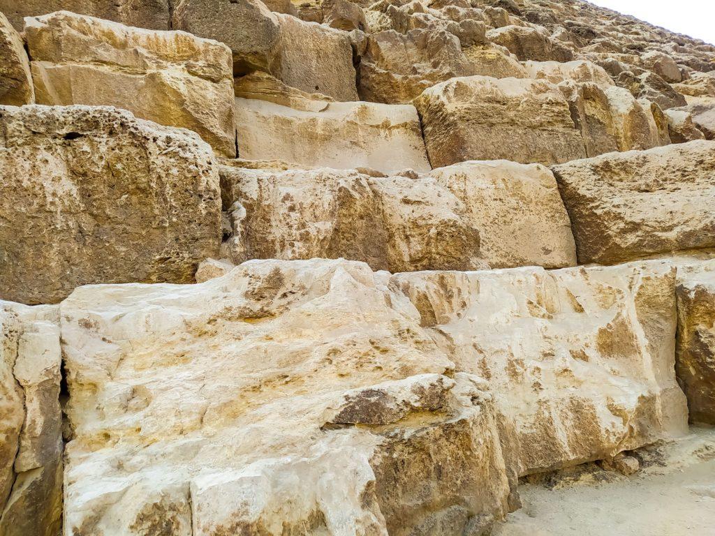 Как строили египетские пирамиды?