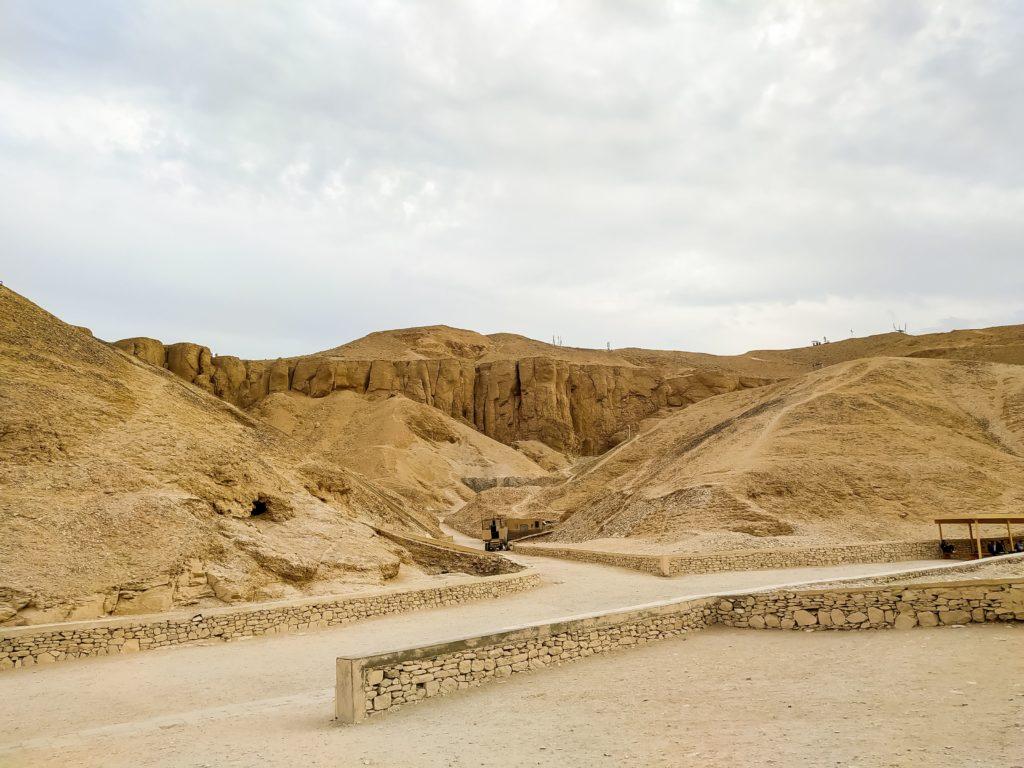 Луксор Долина царей