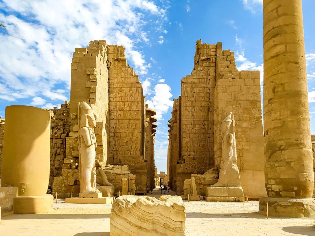 Луксор Карнакский храм