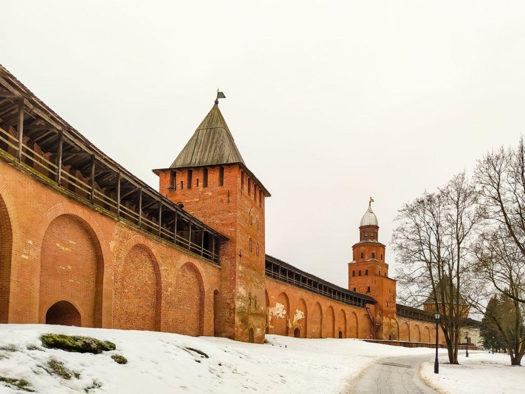 Великий Новгород кремль