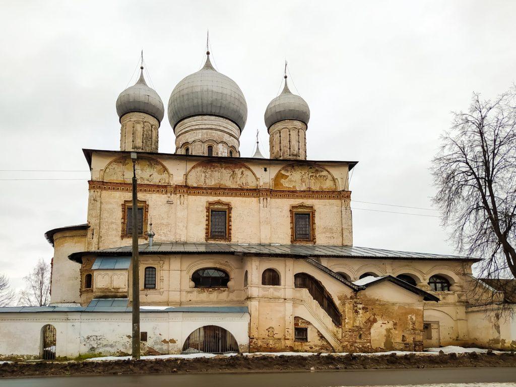 Великий Новгород церковь