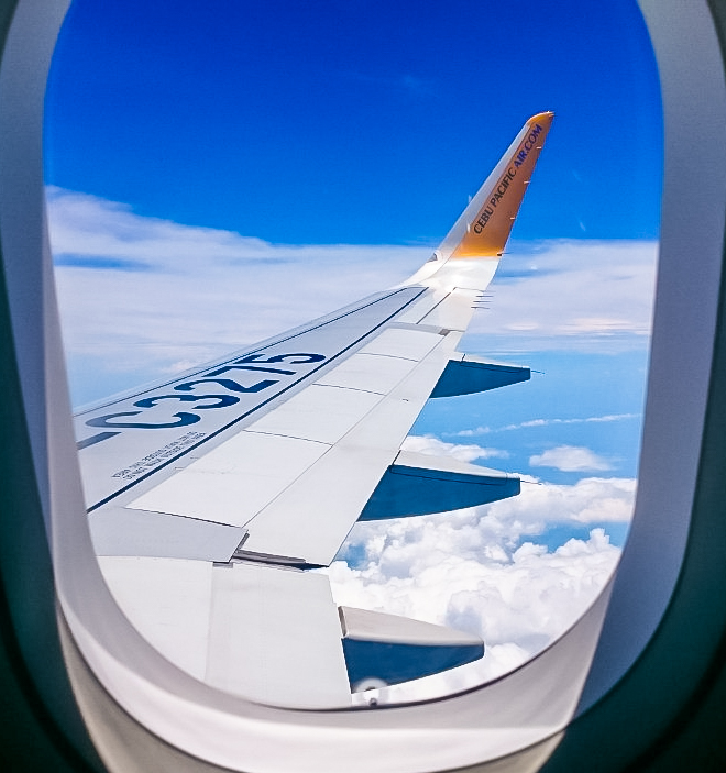 Филиппины самолёт