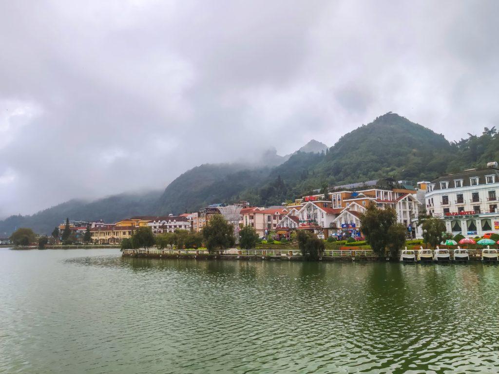 сапа озеро