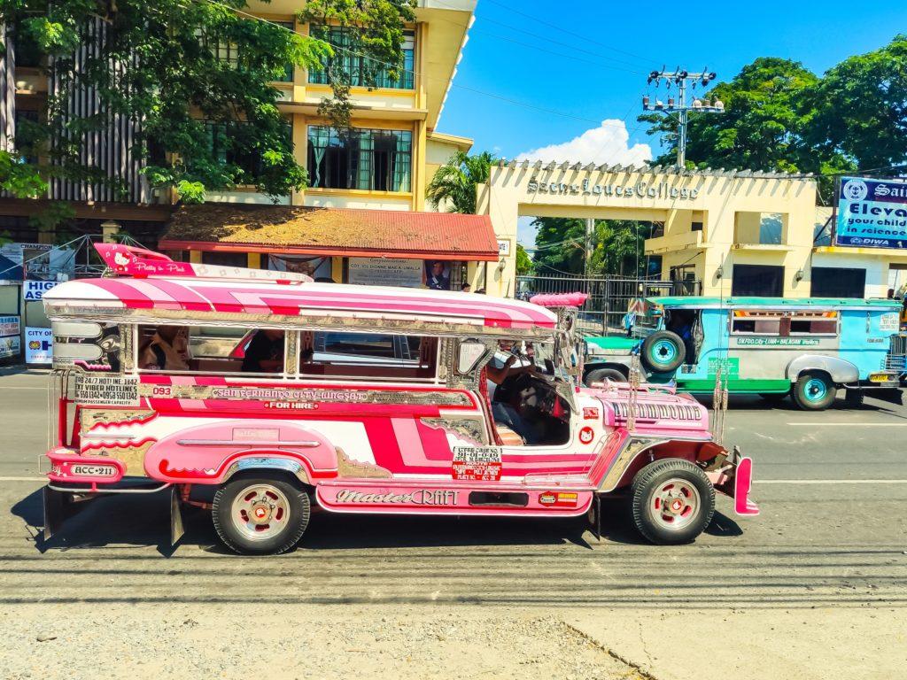 Филиппины джипни