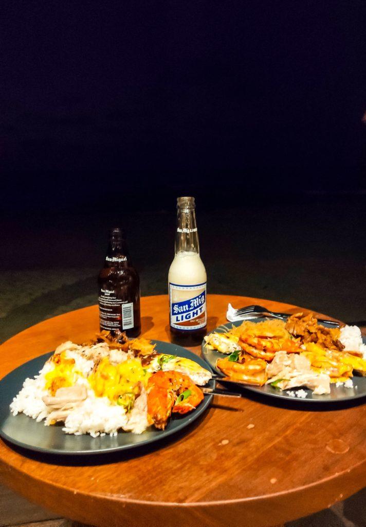 Сан-Хуан ужин