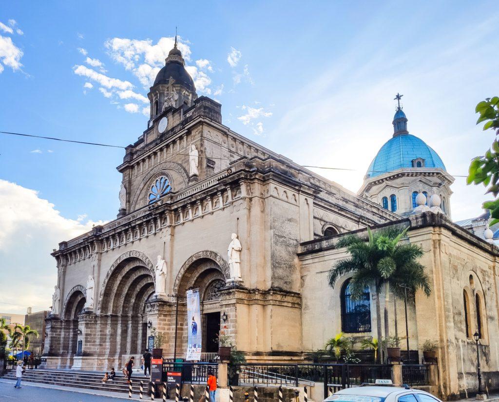 Филиппины собор