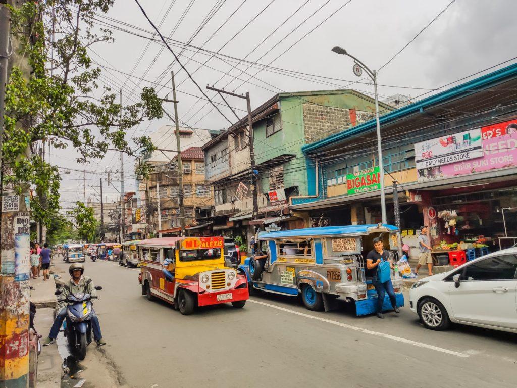 Манила джипни