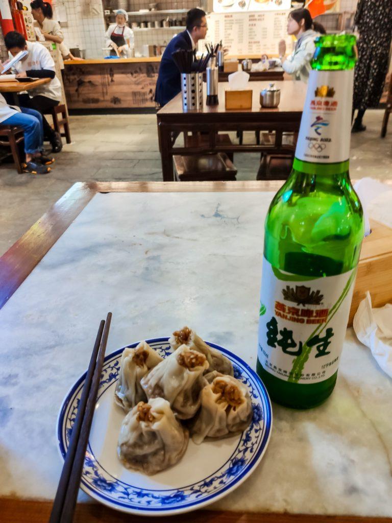 Пекин еда