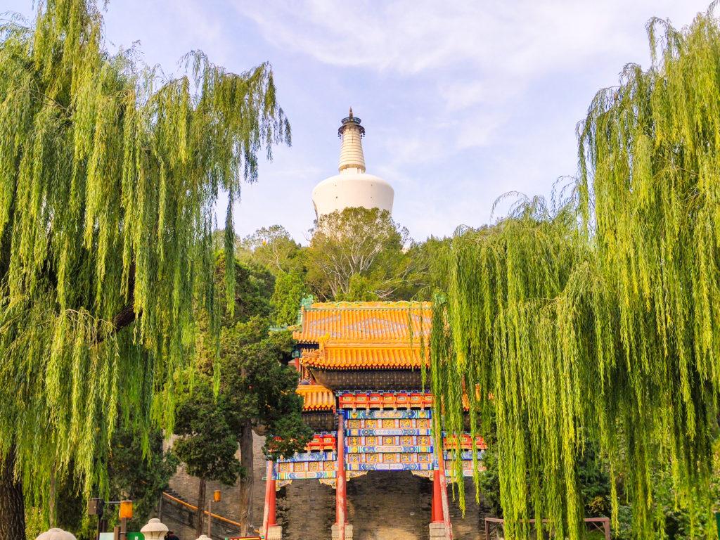 Пекин парки