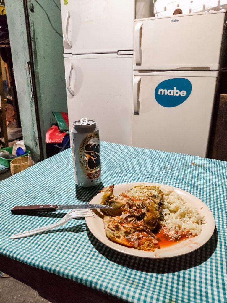 гватемальская кухня