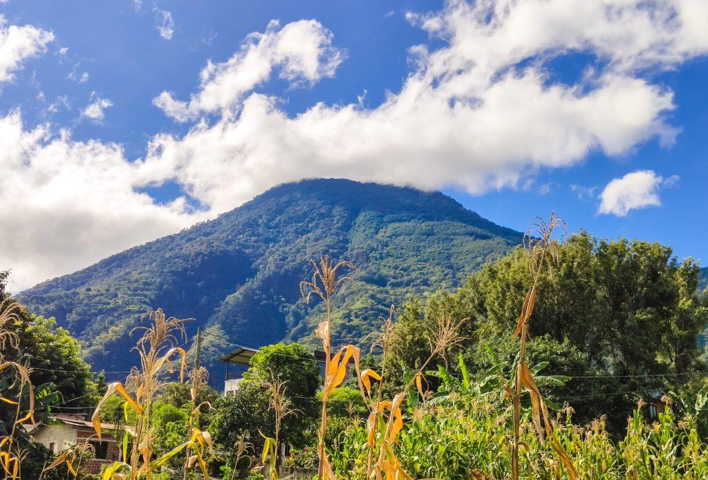 Вулкан Сан  Педро