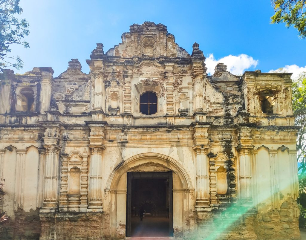 Храм Сан-Хосе-эль-Вьехо