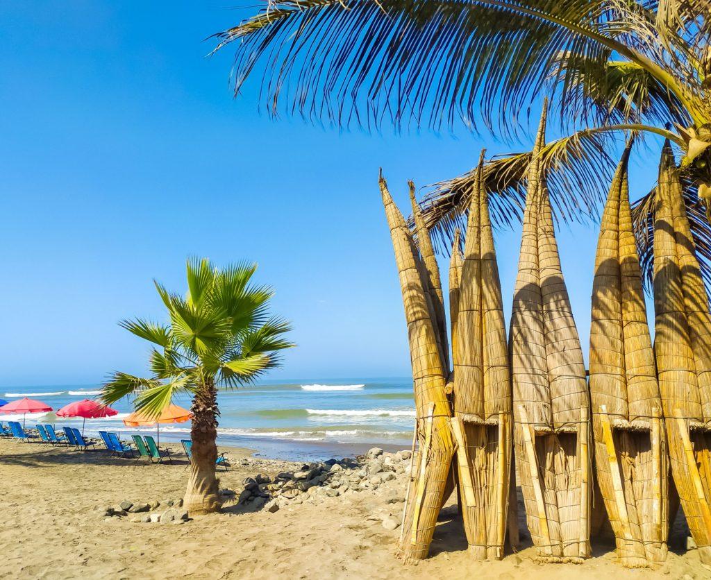 10 лучших мест для серфинга Перу Уанчако
