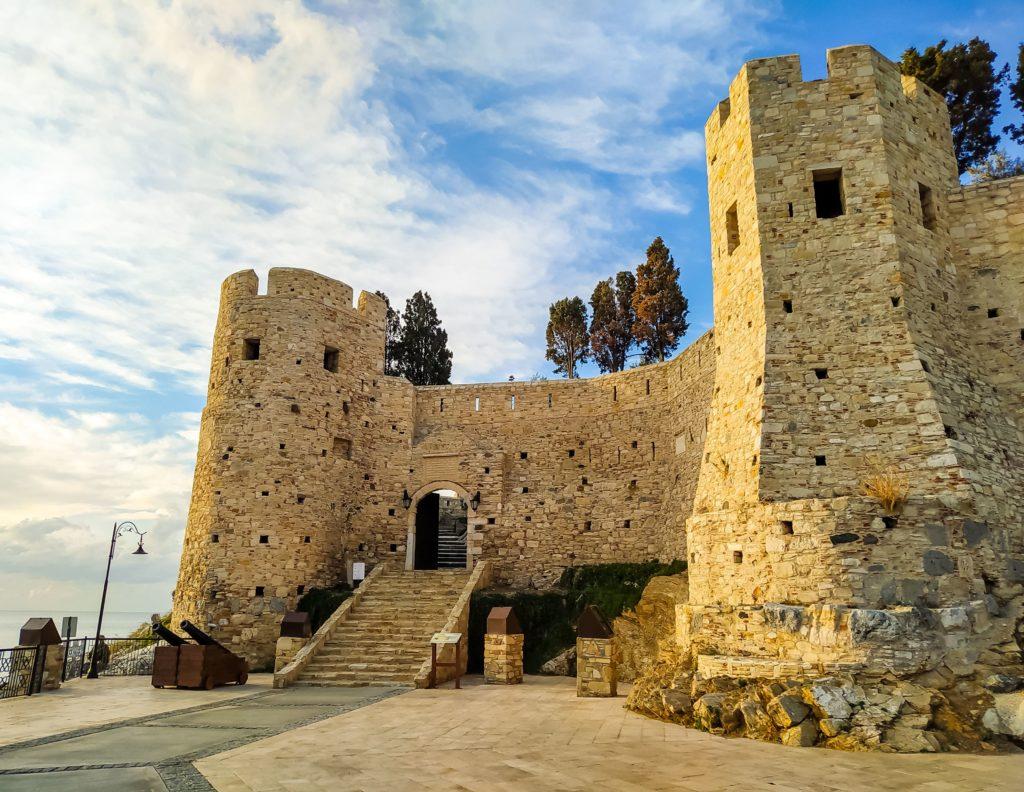 Хайреддин Барбаросса крепость