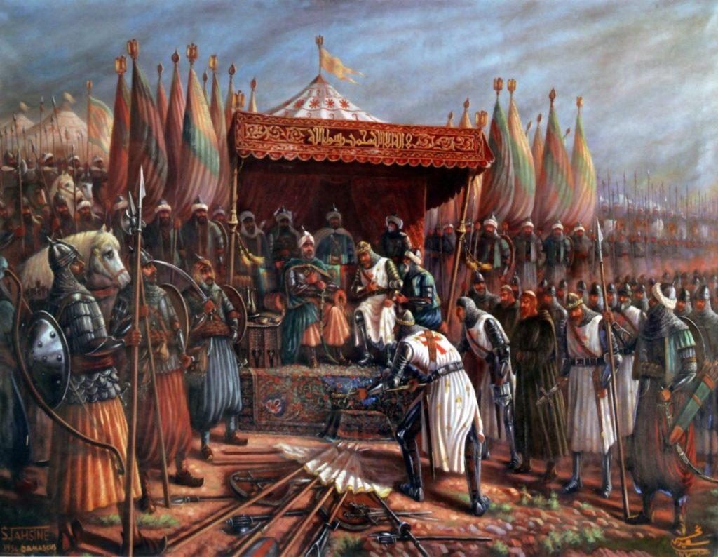 Саладин и крестоносцы
