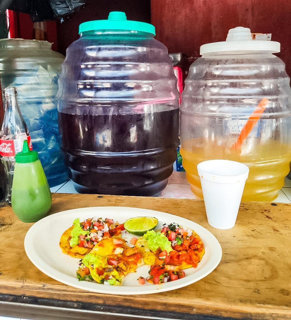 Антигуа Гватемала рынок
