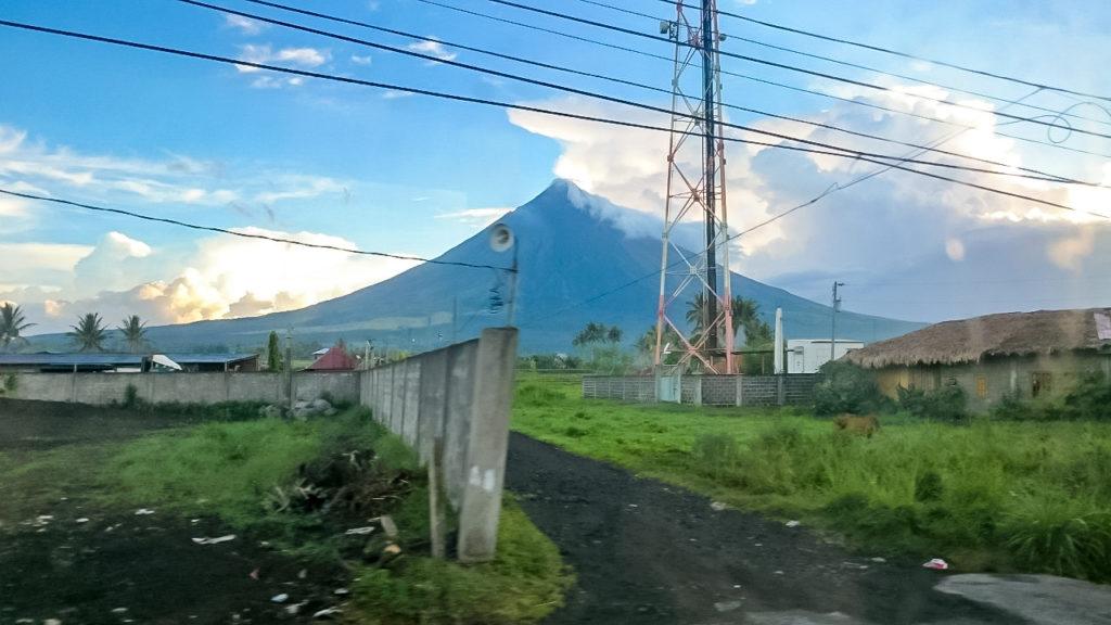 Филиппины легаспи