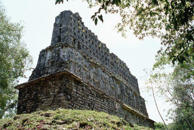 Йaшчилaн (Yaxchilán)
