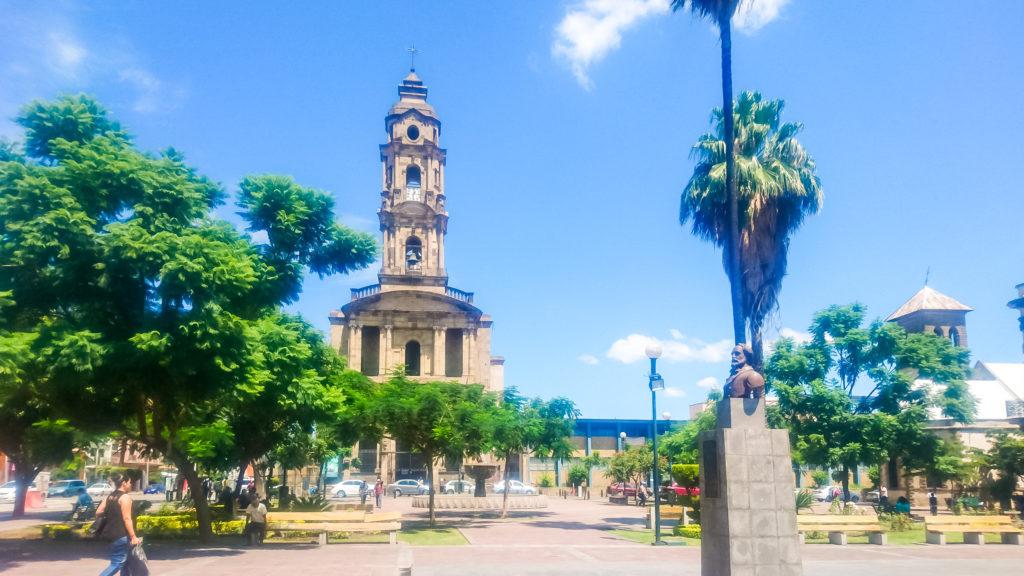 Маршрут по Мексике Гвадалахара
