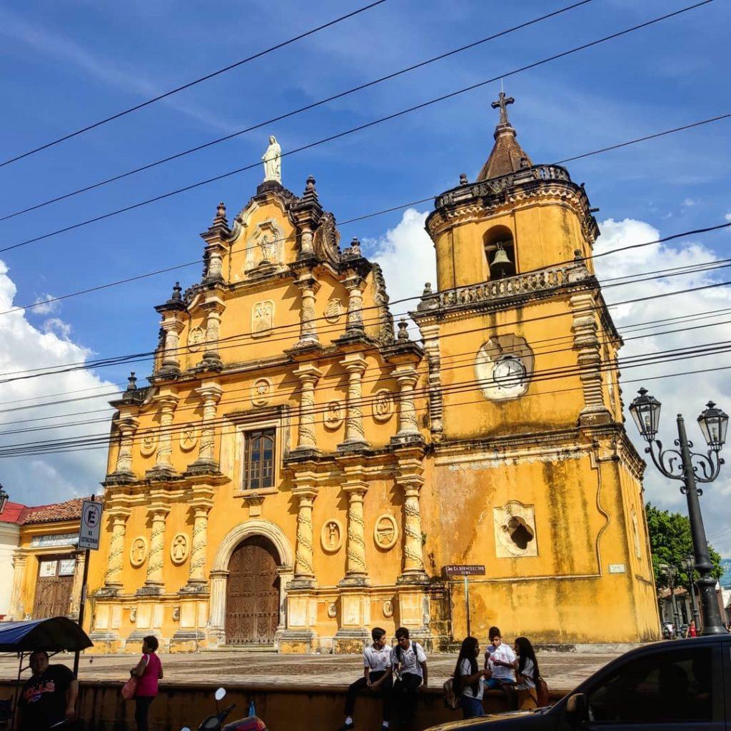 Леон Церковь Реколексьон