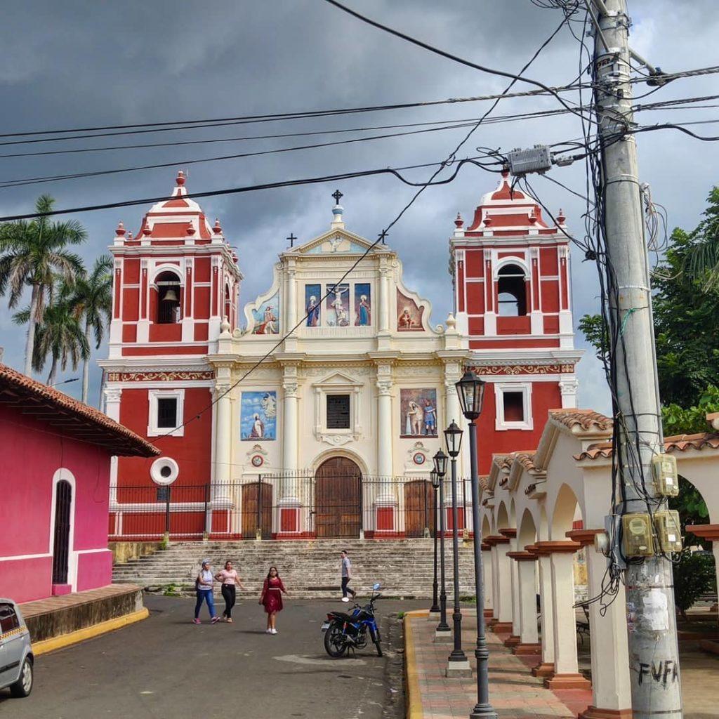 Леон Церковь Голгофы