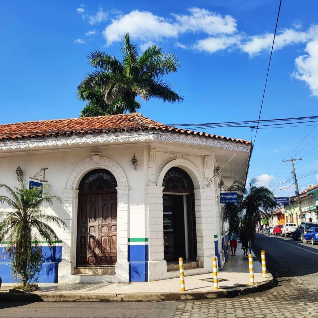 Никарагуа городские улицы