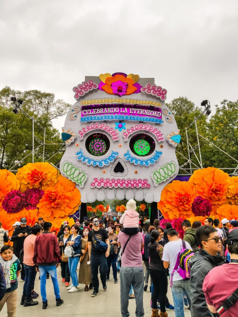 Факты о Мехико. Цветы.