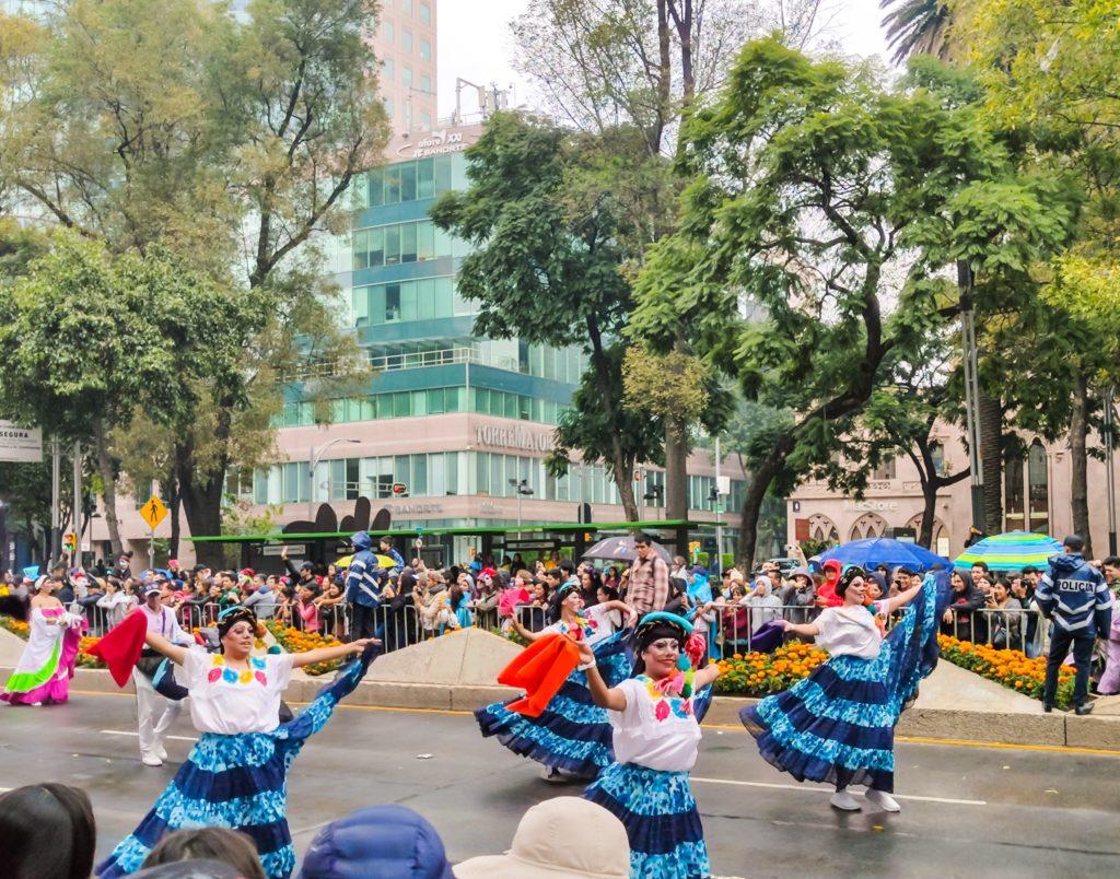 Мехико День Мёртвых